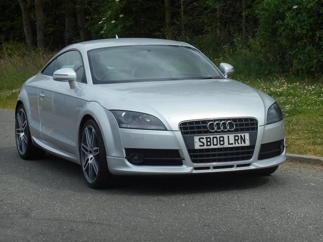 used silver audi tt 2008 petrol fsi 2dr coupe excellent condition for sale autopazar. Black Bedroom Furniture Sets. Home Design Ideas