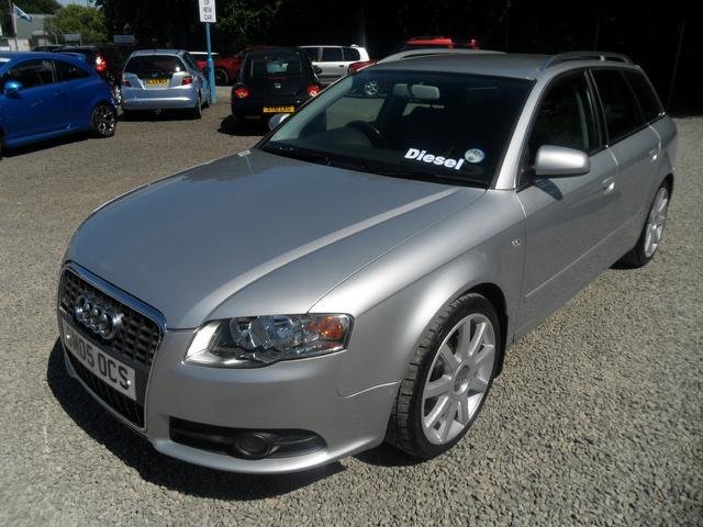 used audi a4 2005 diesel 2 0 tdi s line estate silver edition for rh autopazar co uk audi a4 2004 manual 2005 audi a4 cabriolet owners manual