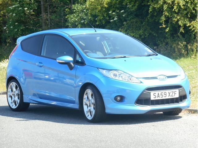 Used Ford Fiesta 1.6 Zetec S 3 Door Hatchback Blue 2009 Petrol for Sale in UK & Used Ford Fiesta Car 2009 Blue Petrol 1.6 Zetec S 3 Door Hatchback ... markmcfarlin.com