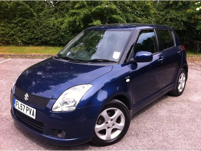 2007 suzuki swift for sale