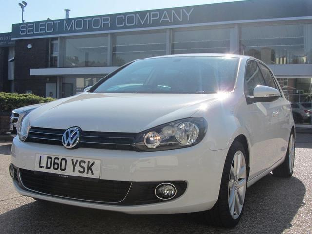 used volkswagen golf 2010 petrol 1 4 tsi 160 gt hatchback. Black Bedroom Furniture Sets. Home Design Ideas