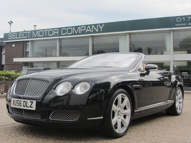 used bentley continental 2006 automatic petrol 6 0 w12 2 door auto black for sale uk autopazar. Black Bedroom Furniture Sets. Home Design Ideas