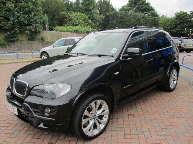 used bmw x5 xdrive30d 2010 diesel m sport 5dr 4x4 black automatic for sale in sevenoaks uk. Black Bedroom Furniture Sets. Home Design Ideas