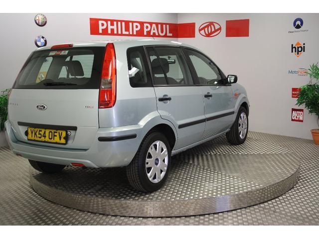 used ford fusion 2004 diesel 1 4 tdci 2 5dr estate green edition for sale in oswestry uk autopazar. Black Bedroom Furniture Sets. Home Design Ideas