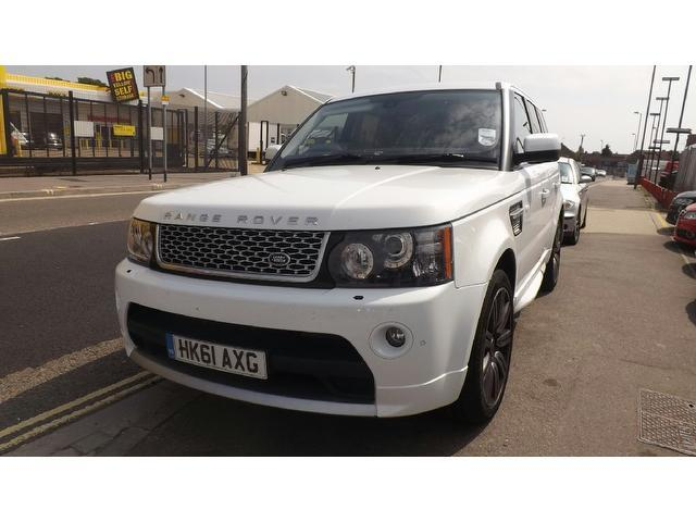 Used 2012 Land Rover Range 4x4 Sport 30 Diesel For Sale In