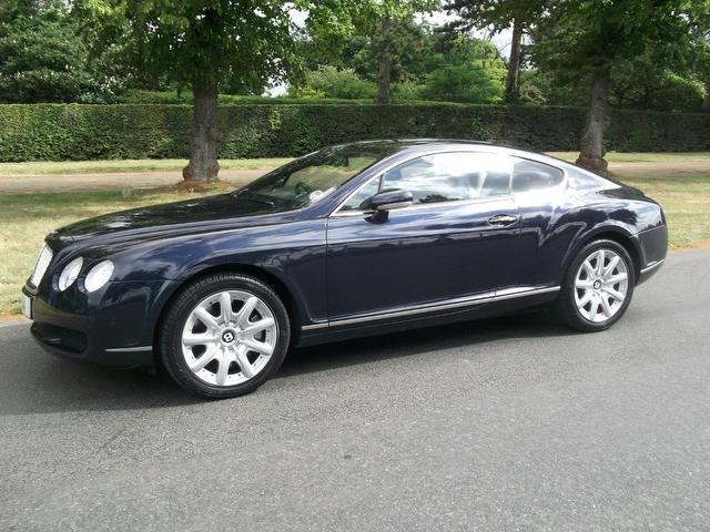 Used Bentley Continental 2004 Petrol 6 0 W12 2dr Auto