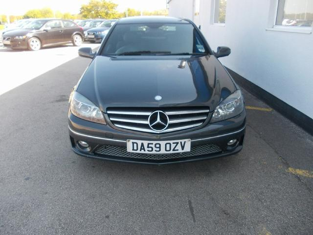 Used mercedes benz 2009 model class 200 cdi sport diesel for Mercedes benz uk used