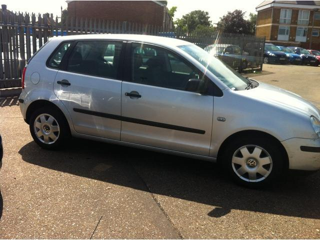 Used Volkswagen Polo 2005 Silver Hatchback Petrol Automatic for Sale