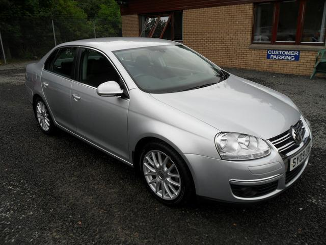 used volkswagen jetta 2009 model 2 0 sport tdi cr diesel saloon silver for sale in inveralmond. Black Bedroom Furniture Sets. Home Design Ideas