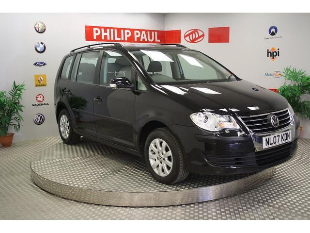 used volkswagen touran 2007 for sale uk autopazar. Black Bedroom Furniture Sets. Home Design Ideas