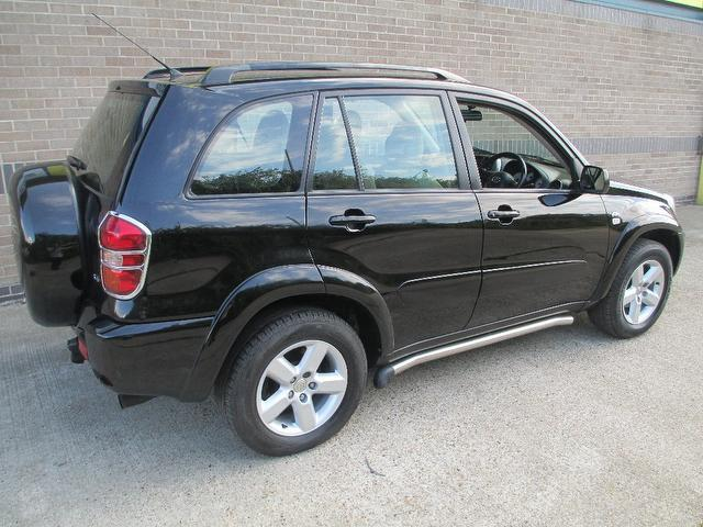 used 2005 toyota rav4 4x4 2 0 d 4d xt3 5dr diesel for sale. Black Bedroom Furniture Sets. Home Design Ideas