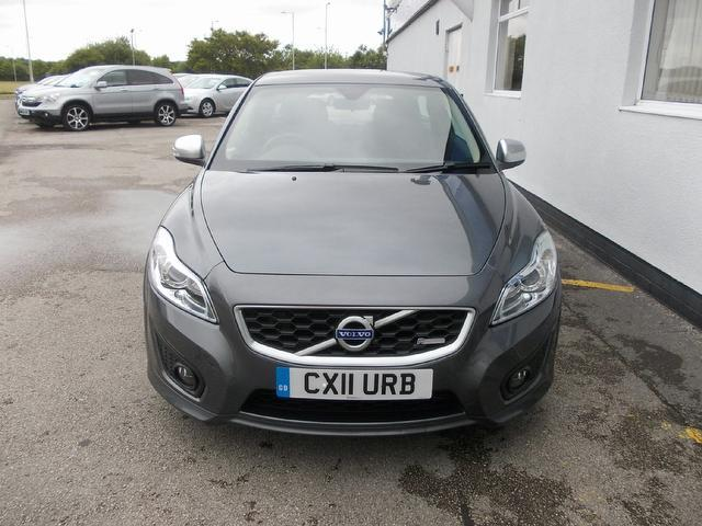 Used Volvo C30 D2 [115] R Design Coupe Grey 2011 Diesel for Sale in UK