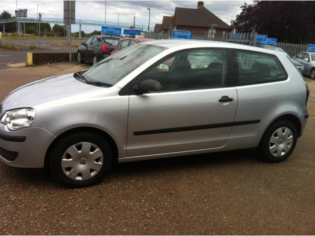 Used Volkswagen Polo 2007 Silver Hatchback Petrol Manual for Sale