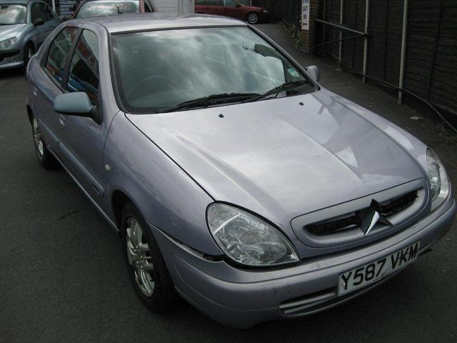used citroen xsara 2001 petrol lx 5dr hatchback. Black Bedroom Furniture Sets. Home Design Ideas
