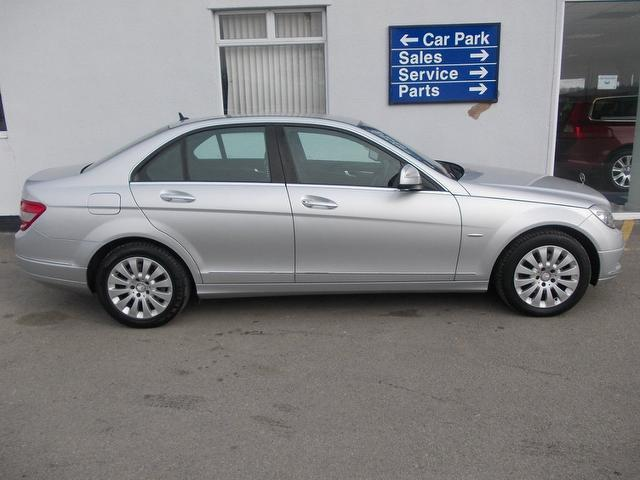 Used mercedes benz 2007 automatic diesel class c220 cdi for Mercedes benz c220 cdi for sale