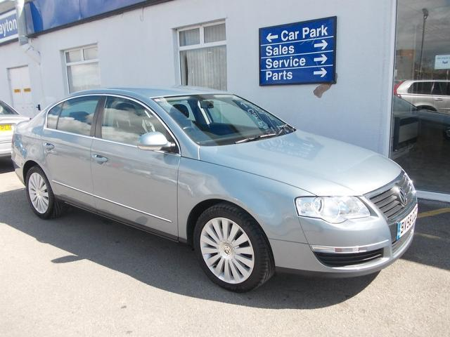 Used Volkswagen Passat 2008 Diesel 2 0 Highline Tdi Cr Saloon Grey With Cruise Control For Sale