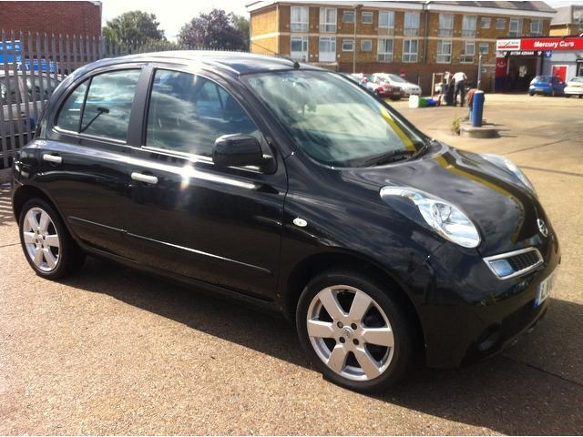 Used Nissan Micra For Sale In Kent Uk Autopazar