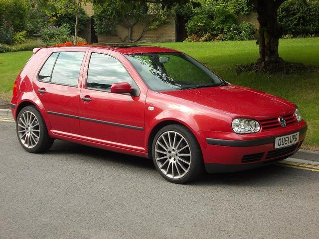 Used Volkswagen Golf 2002 For Sale Uk Autopazar