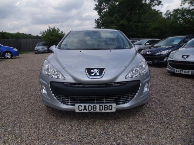 used peugeot 308 2008 model 1 6 hdi 110 sport diesel hatchback silver for sale in nuneaton uk. Black Bedroom Furniture Sets. Home Design Ideas