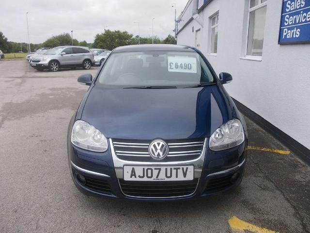 used volkswagen jetta 2007 diesel 2 0 sport tdi pd saloon blue edition for sale in wirral uk. Black Bedroom Furniture Sets. Home Design Ideas