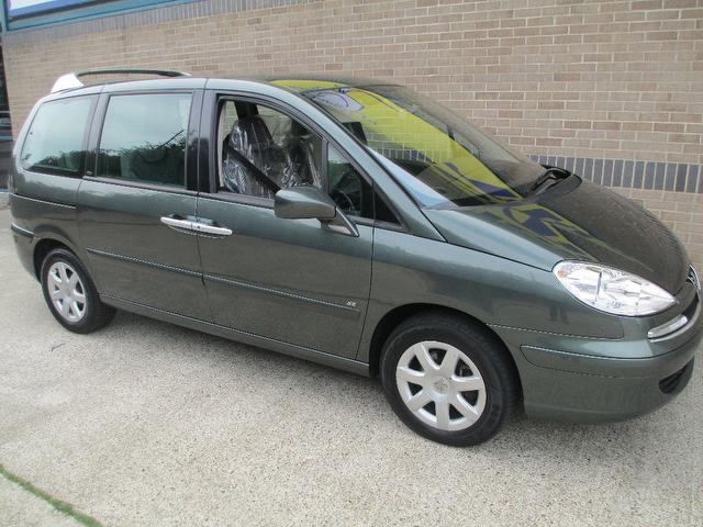 used peugeot 807 2006 diesel 2 0 hdi 136 se estate grey edition for sale in norwich uk autopazar. Black Bedroom Furniture Sets. Home Design Ideas