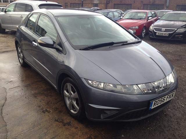 honda civic 2006 hatchback manual