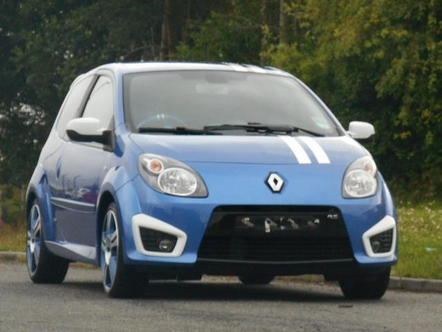 Used Renault Twingo 1.6 Vvt Gordini 133 Hatchback Blue 2010 Petrol for Sale in UK