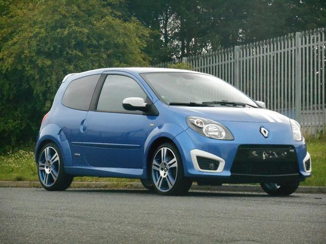 Used Renault Twingo 2010 Blue Hatchback Petrol Manual for Sale