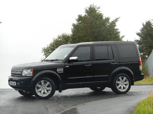 used land rover discovery 2010 automatic diesel 3 0 tdv6 gs black for sale uk autopazar. Black Bedroom Furniture Sets. Home Design Ideas