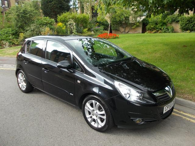 used vauxhall corsa 2006 for sale uk autopazar. Black Bedroom Furniture Sets. Home Design Ideas