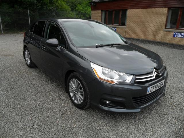 used citroen c4 2012 automatic diesel 1 6 e hdi 110 airdream grey for sale uk autopazar. Black Bedroom Furniture Sets. Home Design Ideas