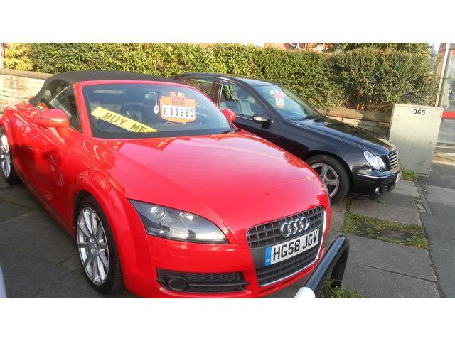 used red audi tt 2009 petrol fsi 2dr convertible excellent condition for sale autopazar. Black Bedroom Furniture Sets. Home Design Ideas