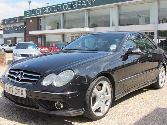 used mercedes benz 2007 automatic diesel 320 cdi sport 2 ForMercedes Benz 2 Door Coupe For Sale