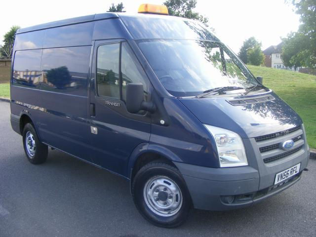 used 2007 ford transit panel van 2 4 litre high roof. Cars Review. Best American Auto & Cars Review