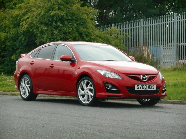 used mazda mazda6 2010 red paint petrol 2 0 takuya 5dr hatchback for sale in turrif uk autopazar. Black Bedroom Furniture Sets. Home Design Ideas