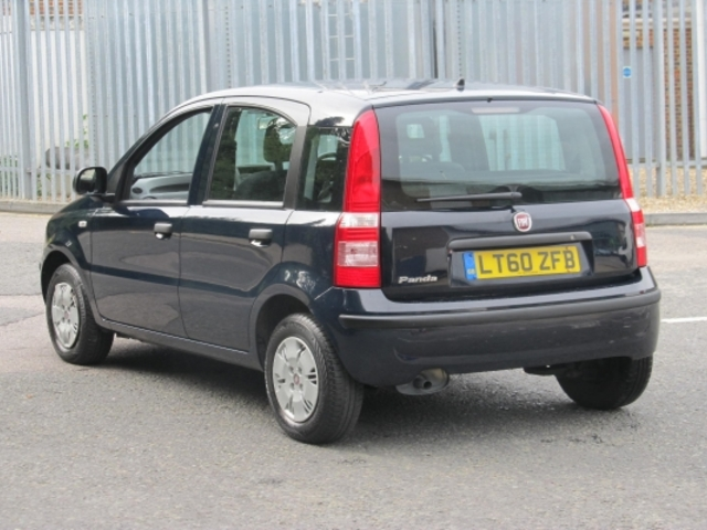used fiat panda 2010 model petrol blue for sale in epsom. Black Bedroom Furniture Sets. Home Design Ideas