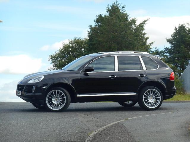 used 2009 porsche cayenne 4x4 diesel 5dr tiptronic s for sale in turrif uk autopazar. Black Bedroom Furniture Sets. Home Design Ideas