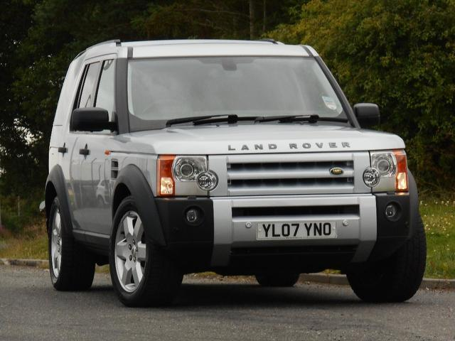 used land rover discovery 2007 diesel 2 7 td v6 4x4 silver edition for sale in turrif uk autopazar. Black Bedroom Furniture Sets. Home Design Ideas