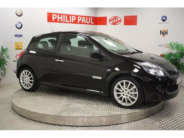 used renault clio 2007 manual petrol 2 0 16v renaultsport 197 black rh autopazar co uk manual renault clio sedan 2007 manual renault clio 2007