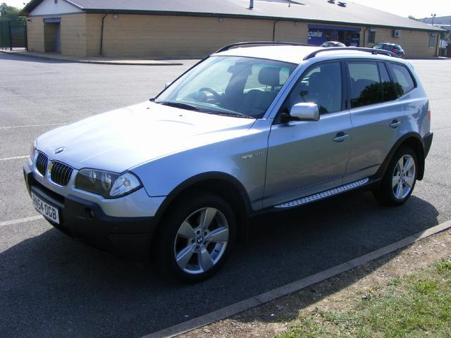 used bmw x3 2004 blue colour petrol sport 5 door auto 4x4 for sale in wembley uk autopazar. Black Bedroom Furniture Sets. Home Design Ideas