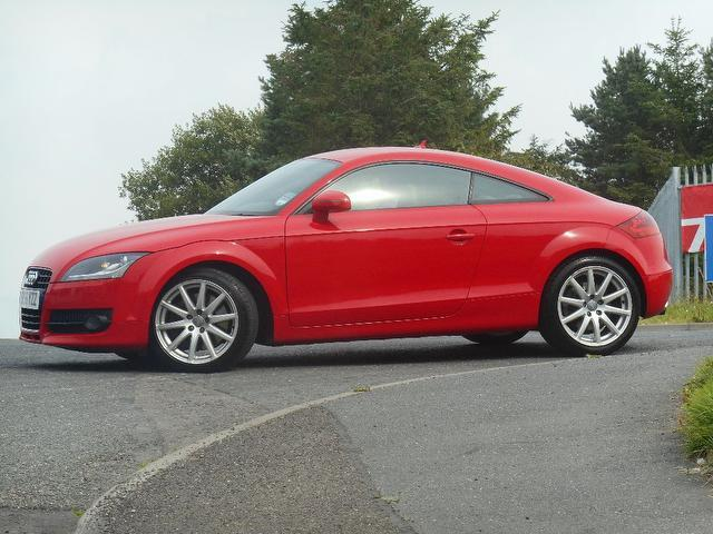 used audi tt car 2006 red petrol 3 2 v6 quattro 2 door coupe for sale in turrif uk autopazar. Black Bedroom Furniture Sets. Home Design Ideas