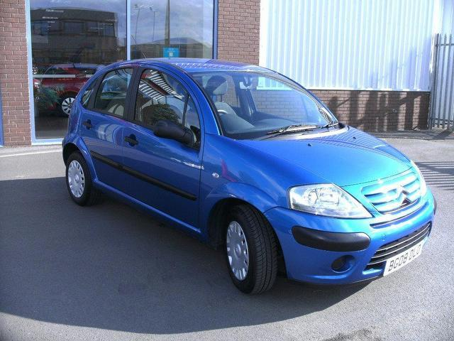 used citroen c3 2008 petrol vibe 5dr hatchback blue manual for sale in oswestry uk autopazar. Black Bedroom Furniture Sets. Home Design Ideas