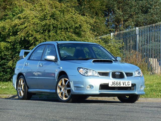 used 2008 subaru impreza saloon 2 5 wrx 4dr high petrol for sale in turrif uk autopazar. Black Bedroom Furniture Sets. Home Design Ideas