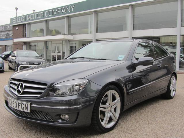 Used mercedes benz 2010 automatic petrol class 200k sport for Used mercedes benz sale
