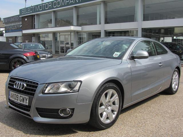 Used Audi A Petrol T Fsi Dr Coupe Grey Edition For - Used audi a5