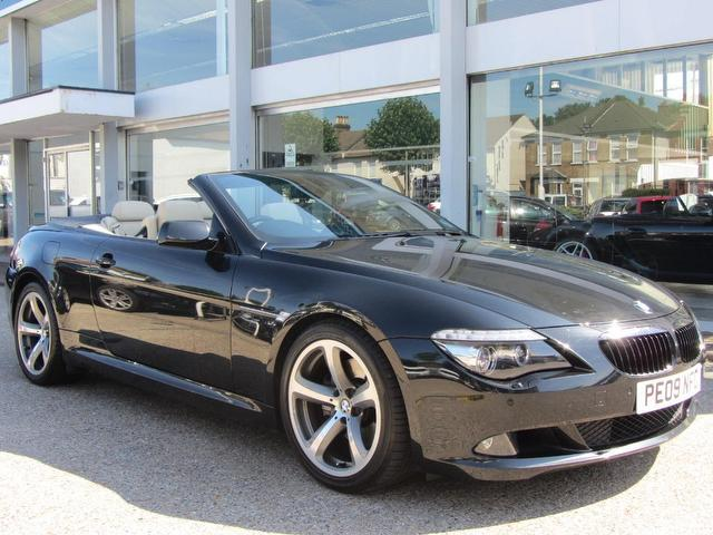 used bmw 6 series convertible for sale uk autopazar. Black Bedroom Furniture Sets. Home Design Ideas