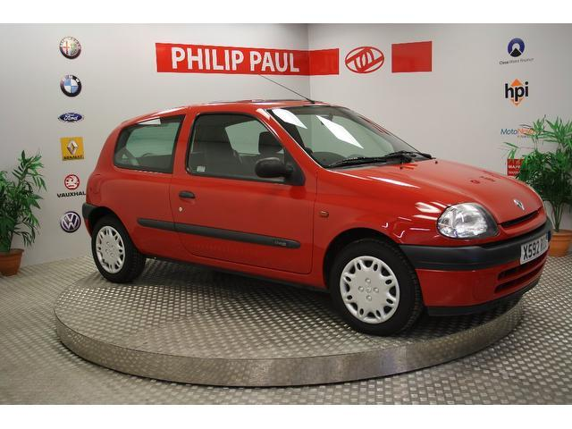 Used Renault Clio 2000 For Sale Uk Autopazar