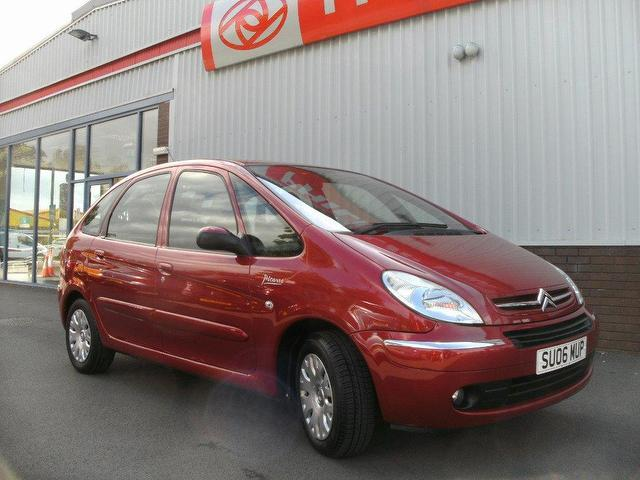 used citroen xsara 2006 diesel picasso 1 6 hdi 92 estate. Black Bedroom Furniture Sets. Home Design Ideas