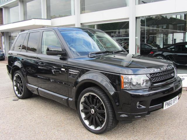 used 2010 land rover range 4x4 sport 3 0 diesel for sale in sevenoaks uk autopazar. Black Bedroom Furniture Sets. Home Design Ideas