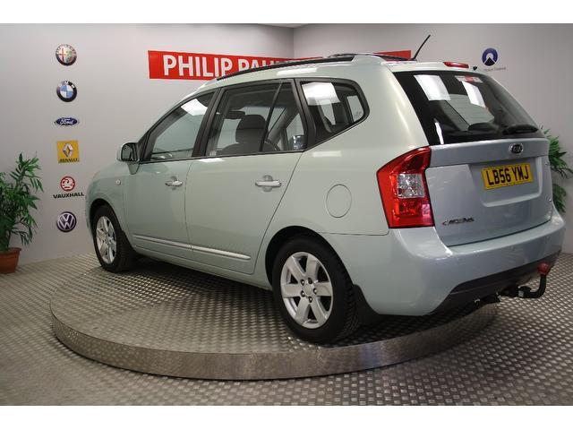 used 2007 kia carens estate silver edition 2 0 crdi ls 5dr diesel for sale in oswestry uk. Black Bedroom Furniture Sets. Home Design Ideas
